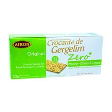 Crocante de Gergelim Original 3x10g - Airon