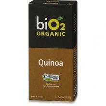 Barra de Cereais - biO2 Organic Quinoa 25gx3 - biO2