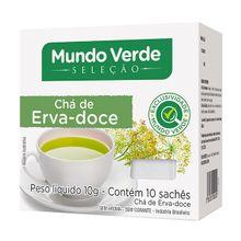Chá Erva Doce 10 sachês - MV Seleção
