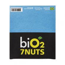 Barra de Castanhas e Frutas - biO2 7 Nuts Coco 25gx12 - biO2