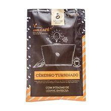 Café Vegano Cérebro Turbinado Sachê 22,5g - Santo Óleo