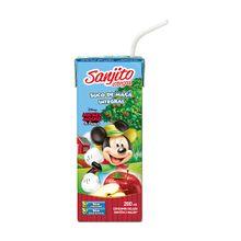Suco integral de maçã disney  200ml - SANJO, 200ml - SANJO