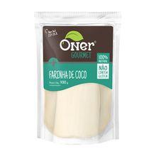 Farinha De Coco 100g - Oner
