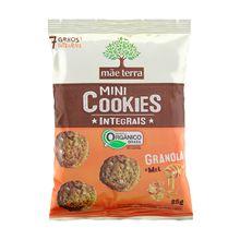 Cookies Granola e Mel 25g - Mãe Terra