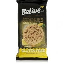 Cookie Sem Glúten Limão Siciliano 34g - Belive