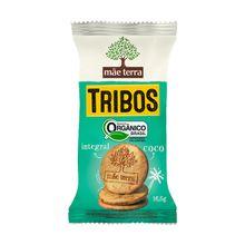 Biscoito Tribos Coco 16g - Mãe Terra