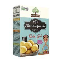 Pão de Mandioquinha Orgânico por Bela Gil 300g - Mãe Terra