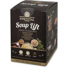 Soup Lift Frango com Batata-doce 10x37g - Essential Nutrition