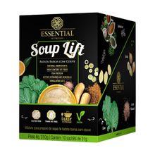 Soup Lift Batata-baroa e Couve 10x37g Essential Nutrition