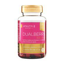 DualBerry + Vitamina C e E 60 cápsulas - Upnutri
