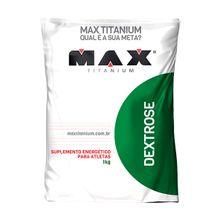 Dextrose 1000g - Max Titanium