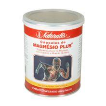Magnésio Plus 1200mg 100caps - Naturalis