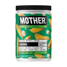 Wellness & Greens Banana 300g - Mother