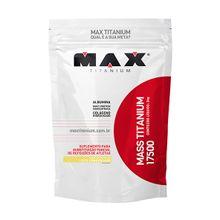 Mass Titanium 17500 Leite Condensado 3000g - Max Titanium