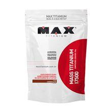 Mass Titanium 17500 Chocolate 3000g - Max Titanium