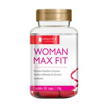 Woman Max Fit 60 cápsulas Dr. Lair - Upnutri
