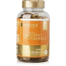 Óleo de Cártamo + Vitamina E 120 cápsulas - Upnutri