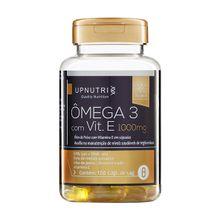 Ômega 3 com Vit E Premium 120 cápsulas - Upnutri