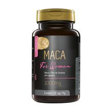 Maca For Woman 60 cápsulas - Upnutri