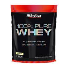 100% Pure Whey Protein Baunilha 850g - Atlhetica