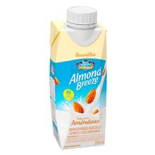 Almond Breeze Baunilha 250ml - Piracanjuba