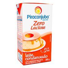 Leite Condensado Zero Lactose 395g - Piracanjuba