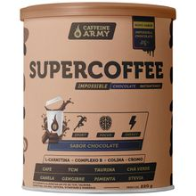 Supercoffee Impossible Chocolate 220g - Caffeíne Army