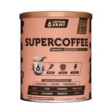 Supercoffee 2.0 Tradicional pt 220g - Caffeíne Army