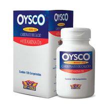 Oysco Calcio D3 120comp - Vit Gold