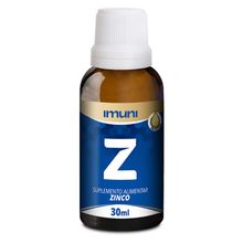 Zinco 10mg 30ml - Imuni