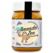 Pasta de Amendoim Crocante Amendozen 390g - Zenfoods
